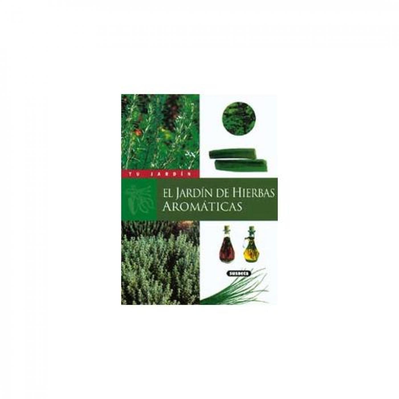 Jard n de hierbas arom ticas por 4 45 en planeta huerto for Jardin de plantas aromaticas