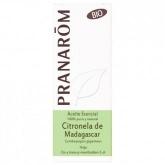 Oleo Essencial Citronela de Madagascar BIO Pranaróm, 10 ml