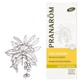 Oleo Essencial Macadamia BIO Pranaróm, 50 ml