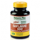 Ultra Isoflavonas 100 Nature's Plus, 60 compresse