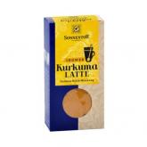 Mix di spezie per latte con Zenzero BIO scatolina Sonnetor, 60 g