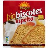 Biscotti di farro spelta BIO senza zucchero Biográ, 270 g