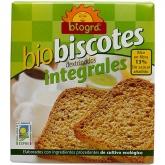 Biscotti integrali BIO senza zucchero Biográ, 270 g