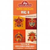Cioccolato Inca con quinoa soffiata 70% Natursoy, 100 g