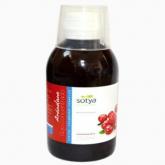 Succo di mirtillo rosso concentrato Sotya, 250 ml