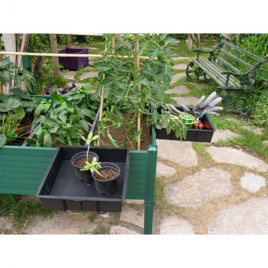 Bandeja accesorio mesa cultivo 2 unidades