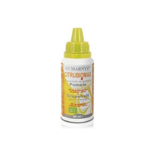 Pomelo líquido citrubiomax bio 65ml MARNYS