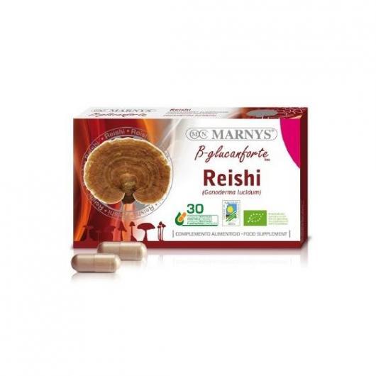 Reishi bio 30 gélules MARNYS