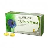 Cuminmar Huile de cumin noir 500 mg Marnys, 60 gélules
