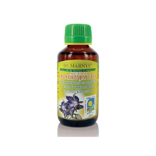 Olio puro di borragine bio 125 ml Marnys