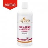 Collagene con Magnesio e Vit C líquido sapore ciliegia Ana María LaJusticia, 1 L