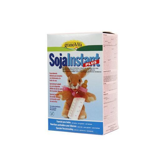 Alimento infantil Soja Instant Plus Granovita, 650 g