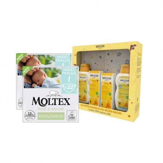 Couches BIO BABY (3-6 kg) 20 pièces