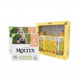Couches BIO BABY (7-10 kg) 34 pièces