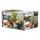 Rega automatico City Gardening Gardena