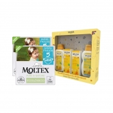 Couches BIO BABY (12-16 kg) 31 pièces