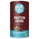 Proteina di cacao e carruba Pur Ya!, 550 g