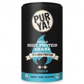 Proteine del cioccolato con alto valore proteico Pur Ya!, 550 g
