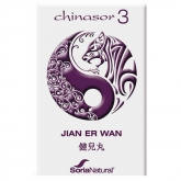 Chinasor 3  Jian Er Wan Soria Natural, 30 comprimidos