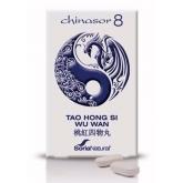 Chinasor 8  Tao Hong Si Wu Wan, Soria Natural, 30 comprimidos