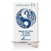 Chinasor 10  Hui Wei Qiang Huo Wan Soria Natural, 30 comprimidos