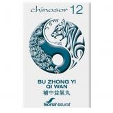 Chinasor 12  Bu Zhong Yi Qi Wan Soria Natural, 30 comprimidos