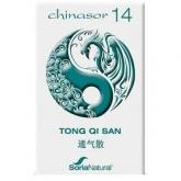 Chinasor 14  Tong Qi San Soria Natural, 30 comprimidos