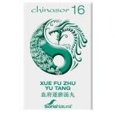 Chinasor 16  Xue Fu Zhu Yu Tang Soria Natural, 30 comprimidos