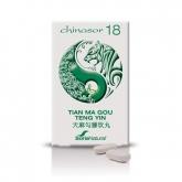 Chinasor18  Tian Ma Gou Teng Yin Soria Natural, 30 comprimidos