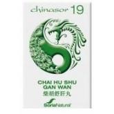 Chinasor 19  Chai Hu Shu Gan Wan Soria Natural, 30 comprimidos