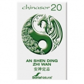 Chinasor 20  An Shen Ding Zhi Wan Soria Natural, 30 comprimidos