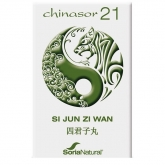 Chinasor 21  Si Jun Zi Wan Soria Natural, 30 comprimidos