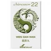 Chinasor 22  Wen Dan Wan Soria Natural, 30 comprimidos