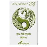Chinasor 23  Bu Fei Wan Soria Natural, 30 comprimidos
