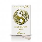 Chinasor 26  Long Dan Wan Soria Natural, 30 comprimidos