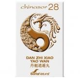 Chinasor 28  Dan Zhixiao Yao Wan Soria Natural, 30 comprimidos