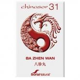 Chinasor 31 Ba Zhen Wan Soria Natural, 30 comprimidos