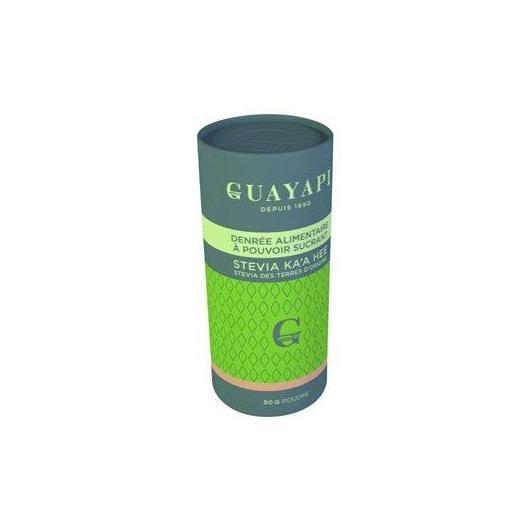 Stevia in polvere 50g Guayapi