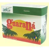 Guarana 60 gélules végétales Sakai