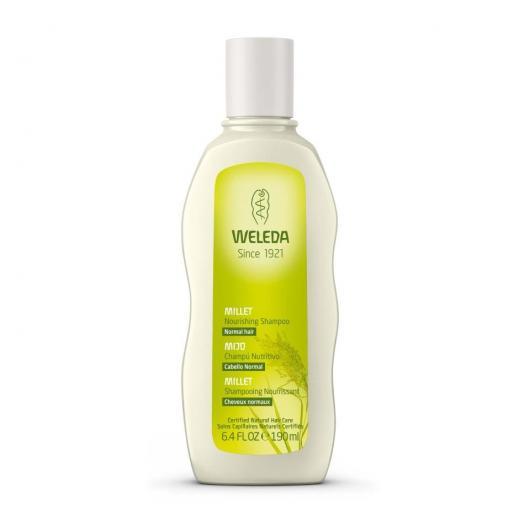 Shampooing nourrissant au millet Weleda, 190 ml
