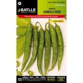 Sementes de Pimento Malagueta verde