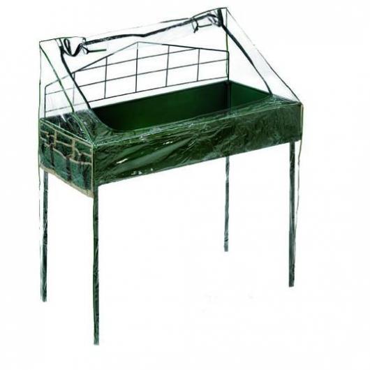Mesa de cultivo para balc n por 105 00 en planeta huerto - Mesa para balcon ...