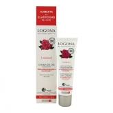 Creme de dia rosas bio Logona, 40 ml