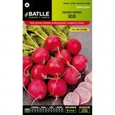 Graines de radis rond rouge sel. spéciale