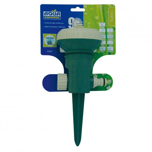 Torretta irrigazione 9 forme di irrigazione Aquacontrol
