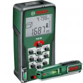 Medidor Láser Bosch PLR 50 + PLL 5