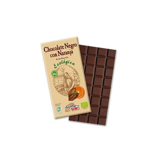 Chocolate con naranja 56% SOLÉ, 100g