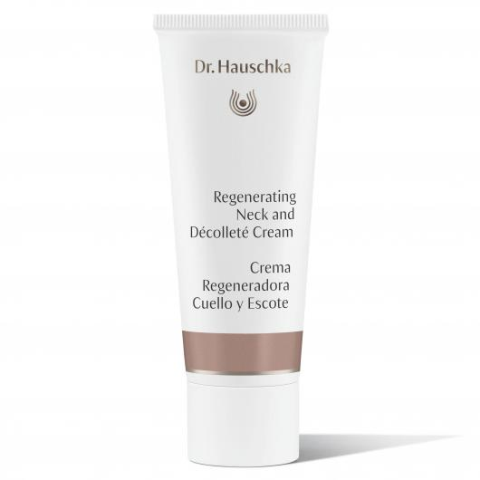 Crème régénératrice cou et décolleté Dr. Hauschka, 40 ml