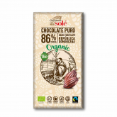 SOLÉ 86% dark chocolate 100g