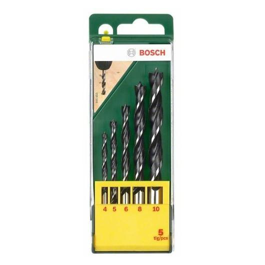 Set di 5 punte Bosch per legno